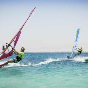ROBINSON CLUB SOMA BAY Windsurfen