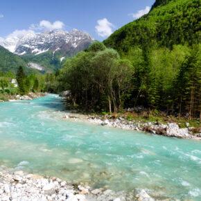 Kurztrip nach Slowenien: 3 Tage im Triglav Nationalpark mit Apartment & Flug nur 73€