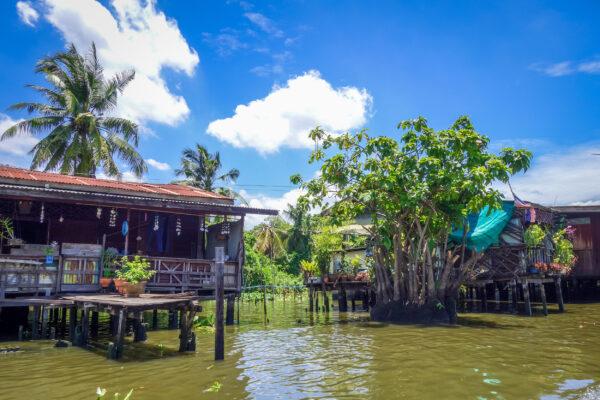 Thailand Bangkok Khlong