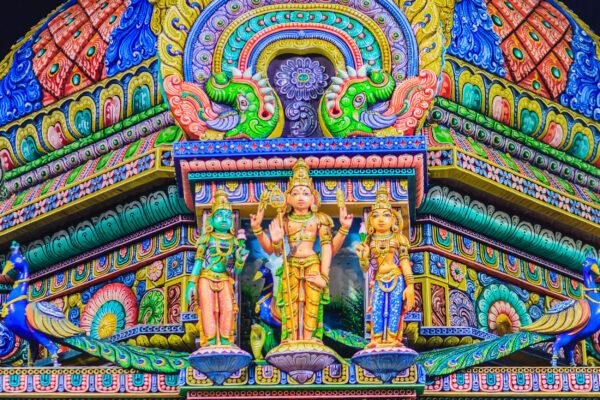 Thailand Bangkok Sri Maha Mariamman