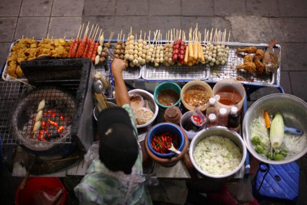 Thailand Bangkok Streetfood