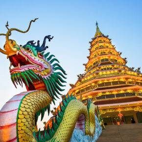Chiang Rai Tipps: Die schönsten Tempel & Sehenswürdigkeiten der Stadt