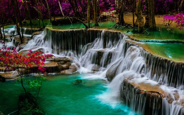 Thailand Huay Mae Khamin