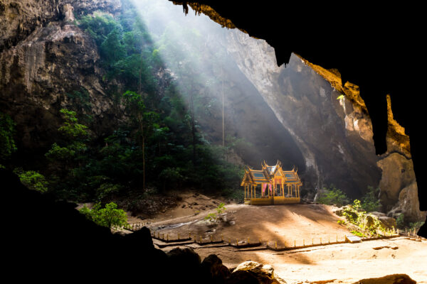 Thailand Khao Sam Roi Nationalparl