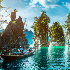 Nationalparks Thailand: Die 17 schönsten & beeindruckendsten Parks