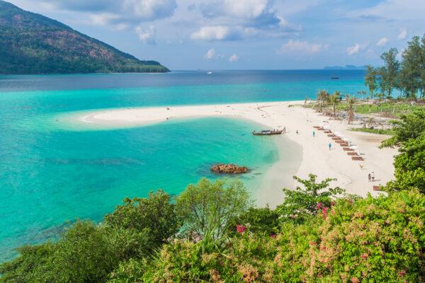 Thailand Koh Lipe Sunrise Beach