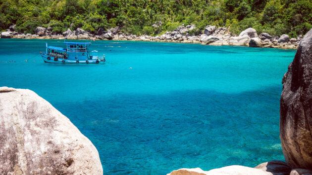 Thailand Koh Tao Magno Bay