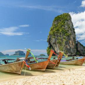 Traumstrände Thailand: Die schönsten Strände & Inseln