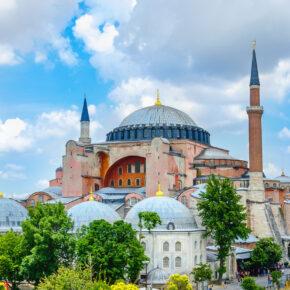 Türkei Istanbul Hagia Sophia