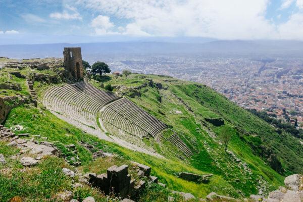Türkei Pergamon Theater