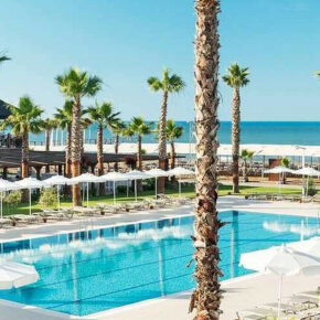 Luxus in der Türkei: 8 Tage im TUI MAGIC LIFE Club mit All Inclusive, Flug, Transfer & Zug nur 481€