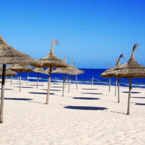 Tunesien Familienurlaub: 7 Tage im TOP 4* Strandhotel mit All Inclusive & Flug für 252€