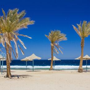 Single: 7 Tage Tunesien im 4.5* Hotel mit All Inclusive, Flug, Transfer & Zug nur 328€