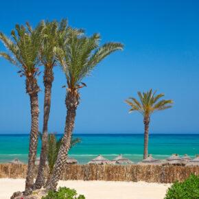 7 Tage Tunesien im 5* Strandhotel mit All Inclusive, Flug & Transfer nur 391€