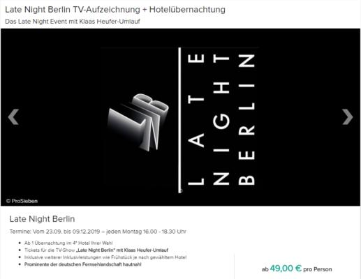 2 Tage Berlin