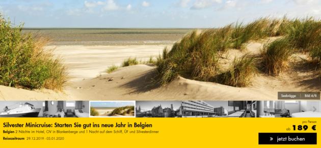 Belgien Cruise