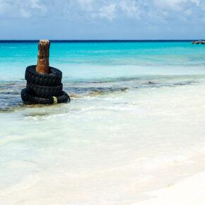 Curacao Klein Curacao Strand