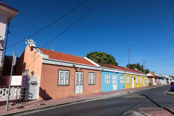 Curacao Willemstad Otrabanda
