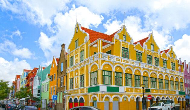 Curacao Willemstad Punda