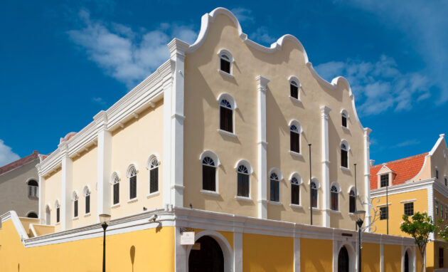 Curacao Willemstad Synagoge