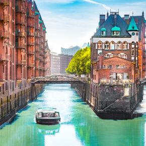 Hamburg am Wochenende: 2 Tage in einem neu eröffneten 4* Hotel mit Frühstück nur 50€