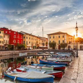 Lazise Tipps: Entdeckt die wunderschöne Hafenstadt direkt am Gardasee