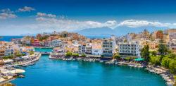 Mega fancy: 7 Tage Kreta im TOP 5* Luxus-Hotel mit Halbpension, Flug, Transfer & Zug für 9...