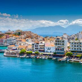 Griechenland Kreta Aussicht