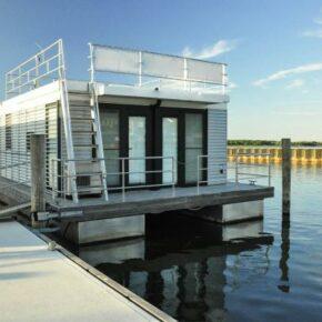 Langes Wochenende auf dem Hausboot: 4 Tage nahe Ostsee ab 112 € p.P.