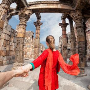 Backpacking in Indien: Tipps & Gründe, warum sich eine Rundreise lohnt