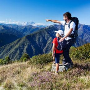 Backpacking mit Kind: Die beliebtesten Ziele & Eure persönliche Packliste