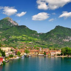 Riva del Garda Tipps für Sightseeing, Aktivitäten & Restaurants