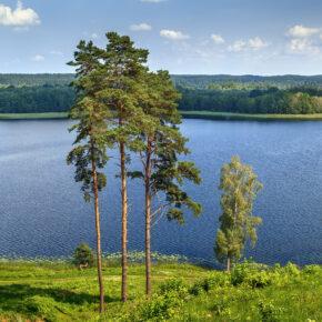 Litauen Aukstaitija Nationalpark