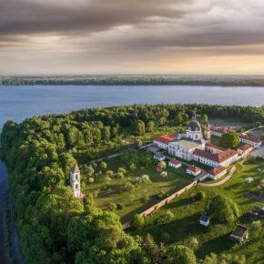Litauen Kaunas Schloss