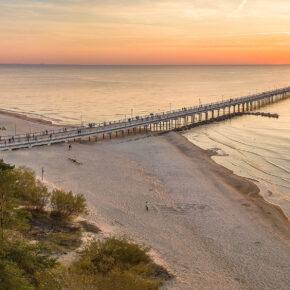 Litauen Palanga Strand