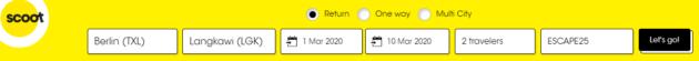 Malaysia Flug Gutscheincode
