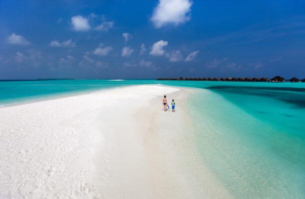Malediven Tropischer Strand