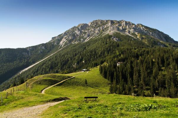 Niederoesterreich Wanderweg