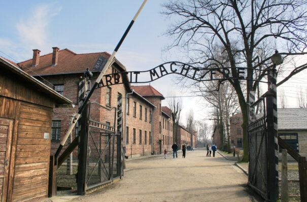 Polen Auschwitz Konzentrationslager