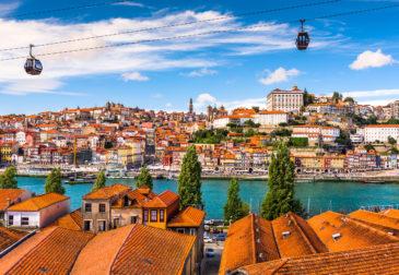 Kurztrip nach Porto: 3 Tage Portugal mit zentraler Unterkunft & Flug für 62€