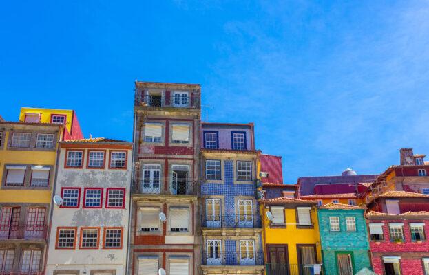 Portugal Porto Ribeira
