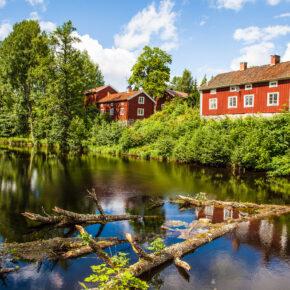 Schweden Tipps für die schönsten Sehenswürdigkeiten, Nationalparks & Ziele