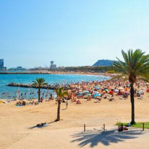 Barcelona übers Wochenende: 3 Tage im zentralen Hostel mit Flug nur 43€
