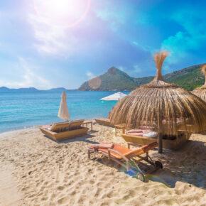 Mallorca für alle: 5 Tage in tollen 3* & 4* Hotels mit Halbpension/All Inclusive, Flug, Transfer & Zug ab 288€