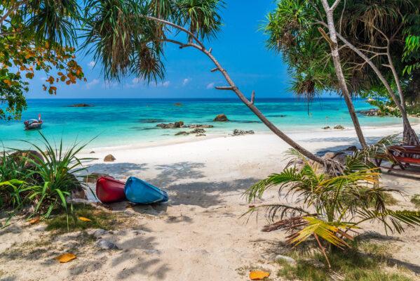 Thailand Koh Lipe Tropischer Strand