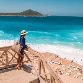 Single: 7 Tage Luxus in der Türkei im neuen 5* Strandhotel mit All Inclusive, Flug & Transfer nur 284€