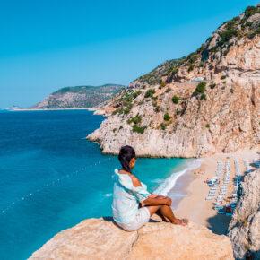 Türkei Angebot: 7 Tage Alanya im TOP 4* Hotel am Strand mit All Inclusive, Flug & Transfer um 379€