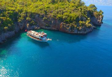 Türkei: 7 Tage Alanya im TOP 5* Hotel mit Flug, All Inclusive und Transfer für 514€