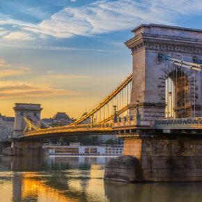 Städtetrip Budapest: 4 Tage über's Wochenende im zentralen Hotel inklusive Flug für 61€