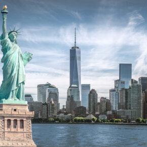 New York: 8 Tage in einem zentralen Hotel & Flug nur 518€ p.P.